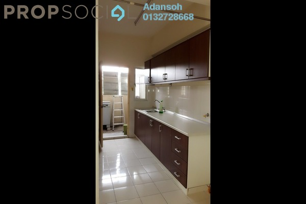 For Rent Apartment at Vista Mutiara, Kepong Freehold Semi Furnished 3R/2B 1.6k