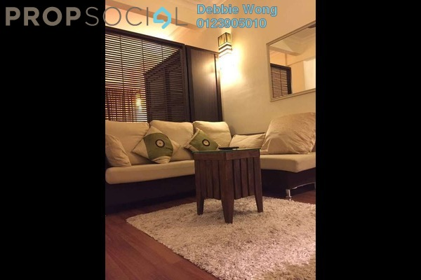 For Rent Condominium at Casa Mutiara, Pudu Freehold Fully Furnished 1R/0B 1.9k