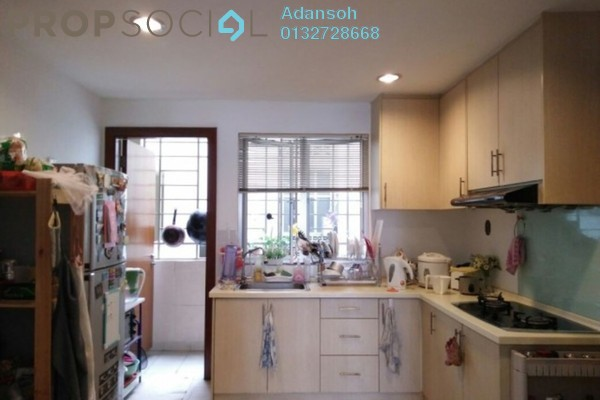 For Sale Condominium at Anggun Puri, Dutamas Freehold Semi Furnished 4R/2B 800k
