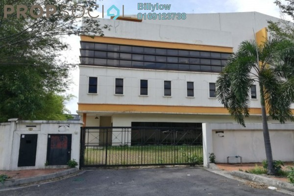 For Rent Factory at Ken Damansara I, Petaling Jaya Freehold Unfurnished 0R/0B 31k