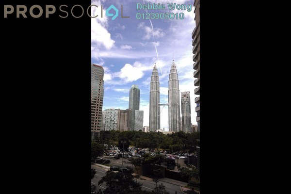 For Rent Condominium at Stonor Park, KLCC Freehold Semi Furnished 4R/5B 13k