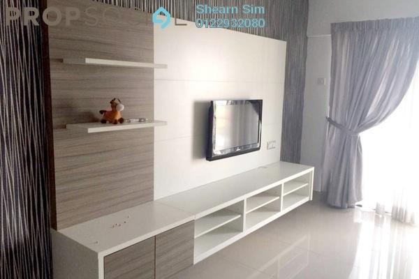 For Rent Condominium at Setia Walk, Pusat Bandar Puchong Freehold Fully Furnished 3R/2B 2.5k