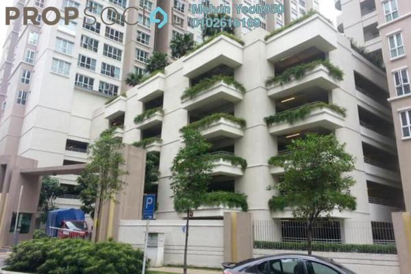 For Rent Condominium at Titiwangsa Sentral, Titiwangsa Freehold Fully Furnished 2R/2B 2k