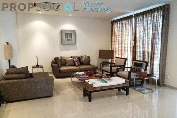 For Sale Bungalow at 10 Semantan, Damansara Heights Freehold Semi Furnished 5R/5B 8.8m