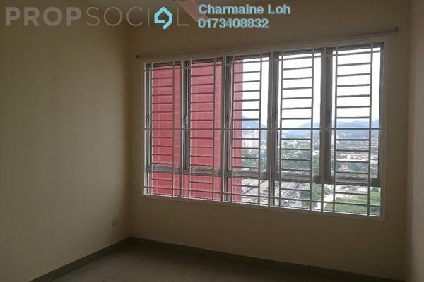 For Rent Condominium at Platinum Lake PV21, Setapak Freehold Semi Furnished 3R/2B 1.5k