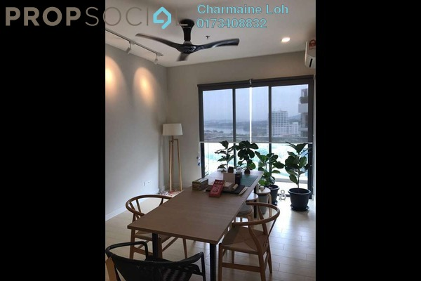 For Sale Condominium at Univ 360 Place, Seri Kembangan Freehold Semi Furnished 2R/2B 500k