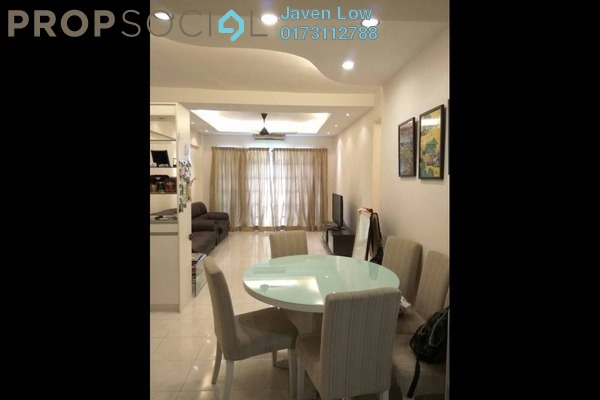 For Sale Condominium at Sterling, Kelana Jaya Freehold Fully Furnished 4R/2B 698k