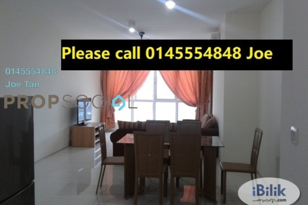 For Rent Condominium at Titiwangsa Sentral, Titiwangsa Freehold Fully Furnished 3R/2B 2.3k