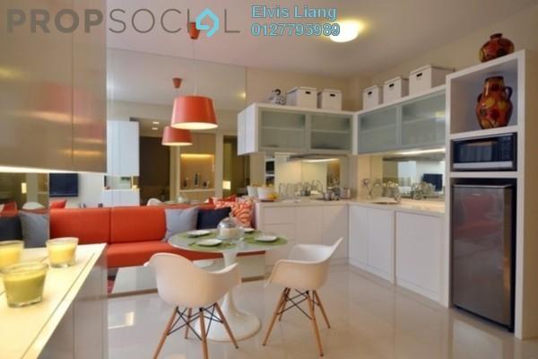 For Rent Condominium at Dex @ Kiara East, Jalan Ipoh Freehold Fully Furnished 1R/1B 1.7k