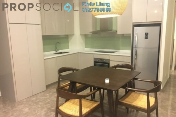 For Sale Serviced Residence at Laman Ceylon, Bukit Ceylon Freehold Fully Furnished 1R/1B 970k