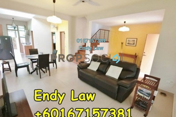 For Sale Terrace at Luciana, Setia Eco Gardens Freehold Semi Furnished 3R/3B 720k