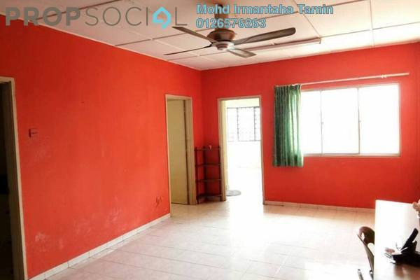 For Sale Apartment at Subang Suria, Subang Leasehold Unfurnished 3R/2B 250k