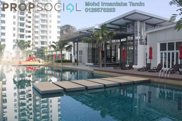 For Sale Condominium at Saville @ The Park, Pantai Freehold Semi Furnished 3R/2B 760k