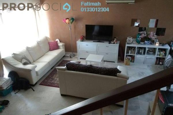 For Sale Terrace at Saujana Impian, Kajang Freehold Unfurnished 4R/3B 480k