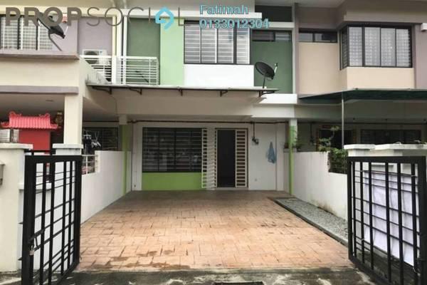 For Sale Terrace at Bandar Teknologi Kajang, Semenyih Freehold Unfurnished 4R/3B 480k