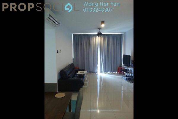 For Sale Condominium at Midfields, Sungai Besi Freehold Semi Furnished 3R/2B 540k
