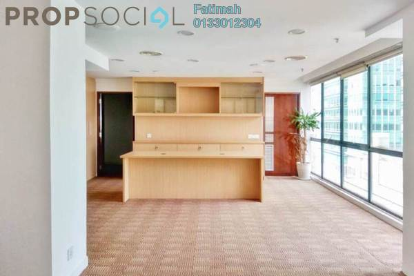 For Rent Office at The Boulevard, Mid Valley City Freehold Semi Furnished 0R/0B 18.5k