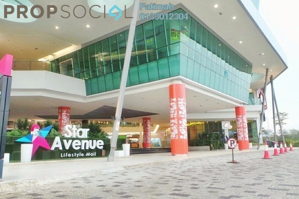 For Rent Shop at Star Avenue, Subang Freehold Unfurnished 0R/0B 9.5k