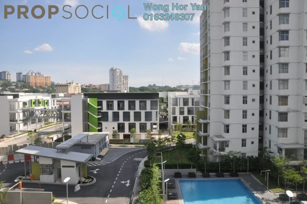 For Sale Condominium at Midfields, Sungai Besi Freehold Fully Furnished 3R/2B 543k