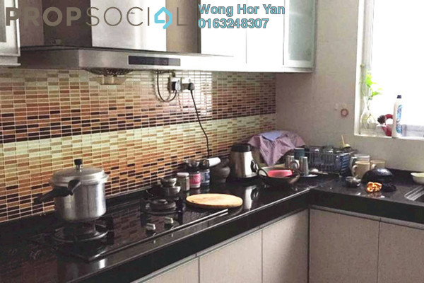 For Sale Condominium at Midfields, Sungai Besi Freehold Semi Furnished 3R/2B 520k