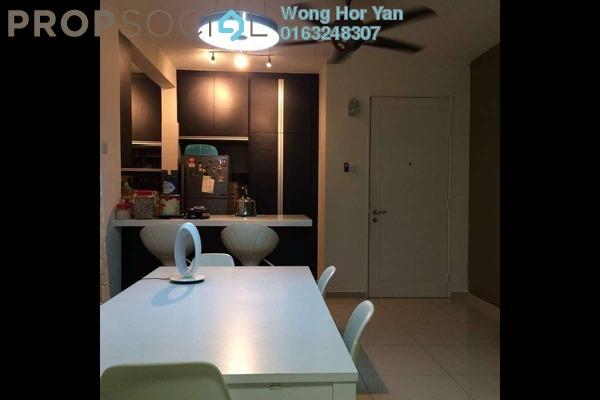 For Sale Condominium at Midfields, Sungai Besi Freehold Semi Furnished 3R/2B 539k