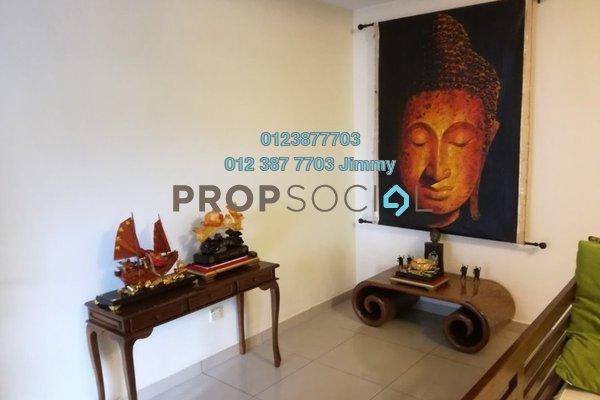 For Sale Terrace at Taman Damai Impian 1, Bandar Damai Perdana Freehold Semi Furnished 5R/4B 1.27m