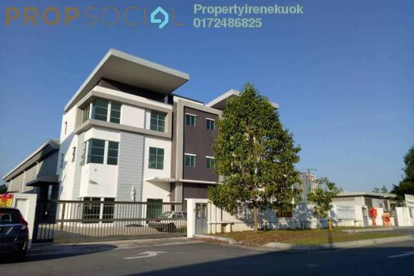 For Rent Factory at Bandar Teknologi Kajang, Semenyih Freehold Unfurnished 1R/1B 12k
