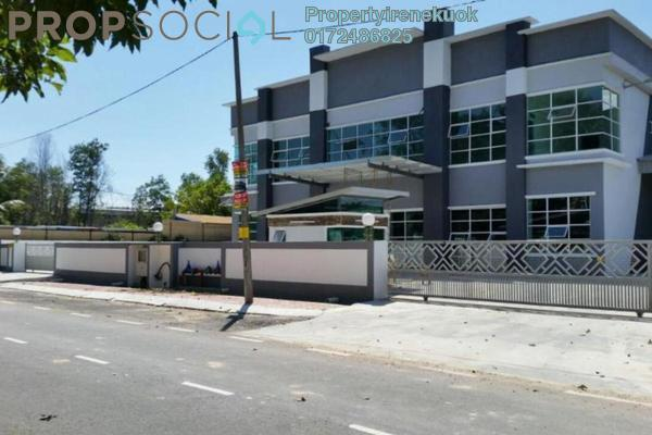 For Rent Factory at Beranang Industrial Park, Semenyih Freehold Unfurnished 1R/1B 25k