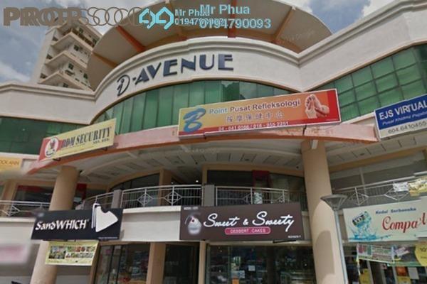 For Rent Shop at i-Avenue, Bukit Jambul Freehold Unfurnished 0R/0B 1.9k