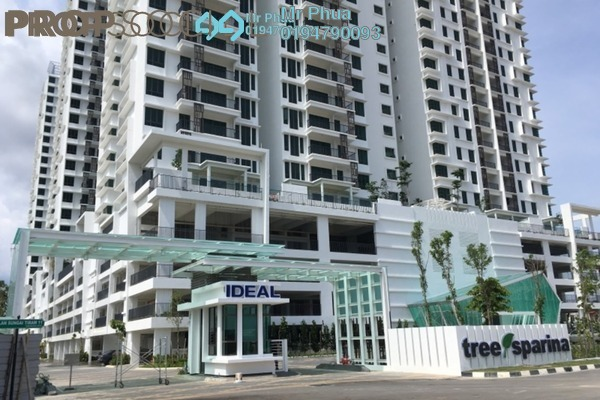For Sale Condominium at Ideal Vision Park, Sungai Ara Freehold Unfurnished 3R/2B 618k