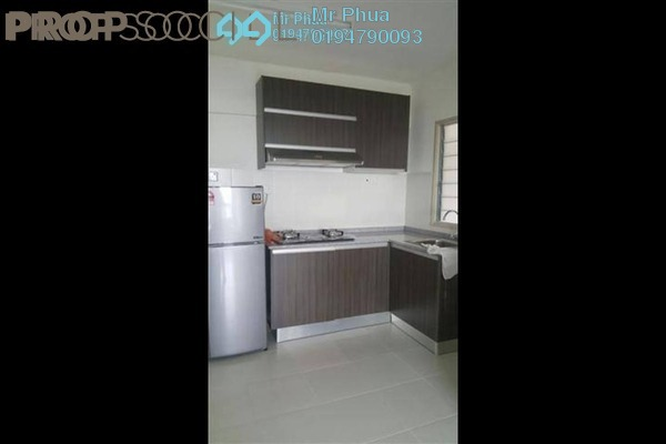 For Rent Apartment at Centrio Avenue, Bukit Gambier Freehold Fully Furnished 3R/2B 1k