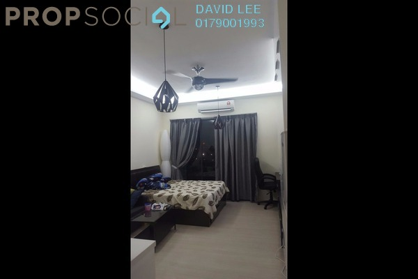 For Sale SoHo/Studio at Kelana Damansara Suite, Kelana Jaya Freehold Fully Furnished 1R/1B 325k