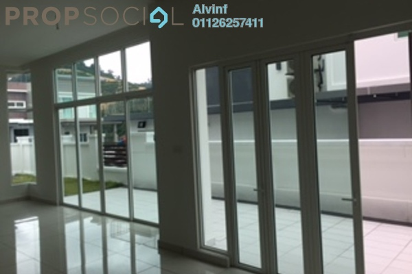 For Sale Semi-Detached at Wira Heights, Bandar Sungai Long Freehold Semi Furnished 5R/6B 2m