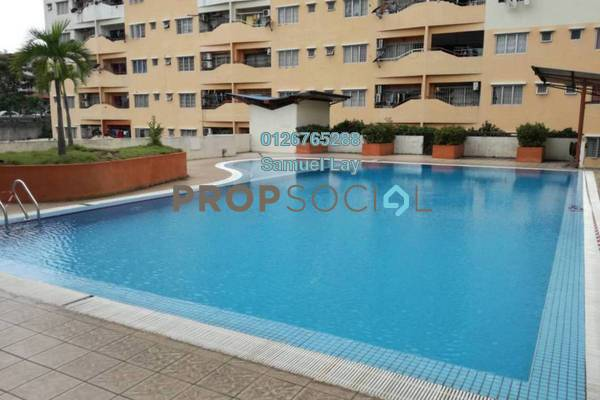 For Sale Apartment at Megaria Tulip, Seri Kembangan Freehold Semi Furnished 3R/2B 325k
