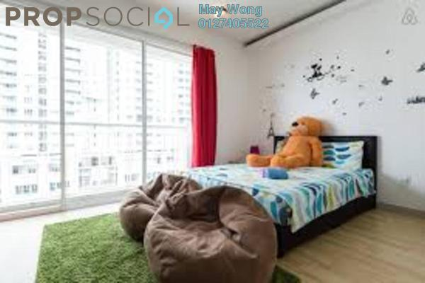 For Rent SoHo/Studio at Ritze Perdana 2, Damansara Perdana Leasehold Fully Furnished 1R/1B 1.6k