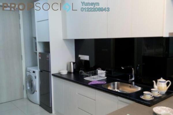 For Rent Serviced Residence at Nadi Bangsar, Bangsar Freehold Fully Furnished 1R/1B 2.2k
