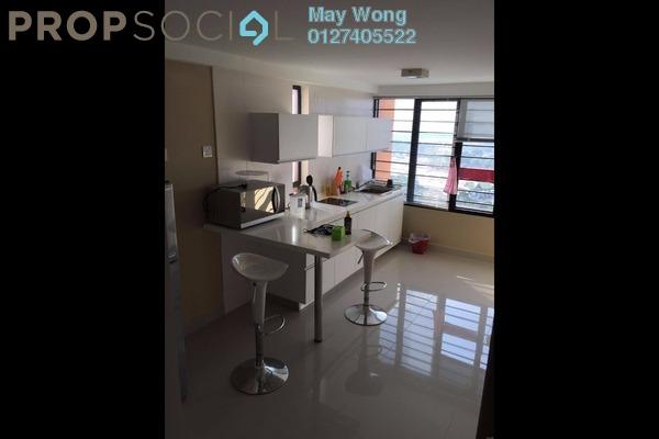 For Rent Duplex at Subang SoHo, Subang Jaya Freehold Fully Furnished 1R/2B 2k