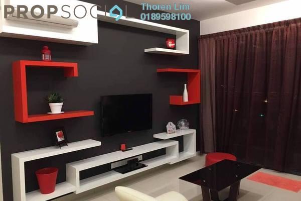 For Rent Condominium at Marinox Sky Villas, Seri Tanjung Pinang Freehold Unfurnished 3R/2B 4k
