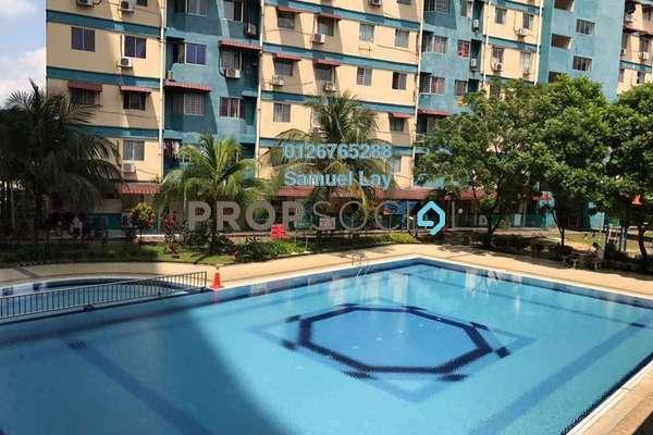 For Rent Apartment at Vista Serdang Apartment, Seri Kembangan Freehold Unfurnished 3R/2B 750translationmissing:en.pricing.unit