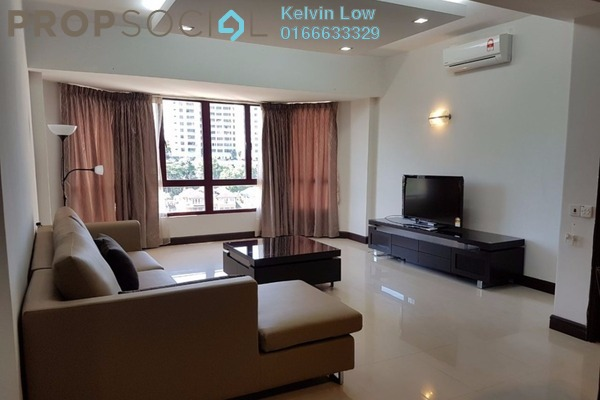 For Rent Condominium at Sri Penaga, Bangsar Freehold Fully Furnished 2R/2B 4.2k