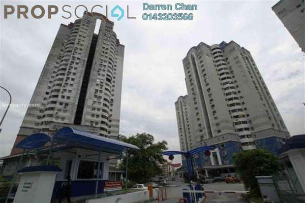 For Rent Condominium at Bukit Pandan 1, Pandan Perdana Freehold Unfurnished 3R/2B 1.1k