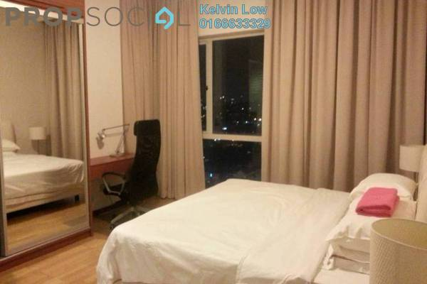 For Rent Condominium at Suasana Sentral Loft, KL Sentral Freehold Fully Furnished 3R/3B 4.8k