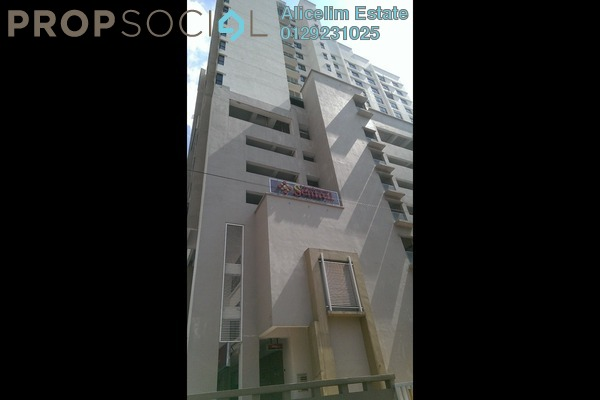 For Sale Condominium at Pelangi Damansara Sentral, Mutiara Damansara Freehold Semi Furnished 2R/2B 475k