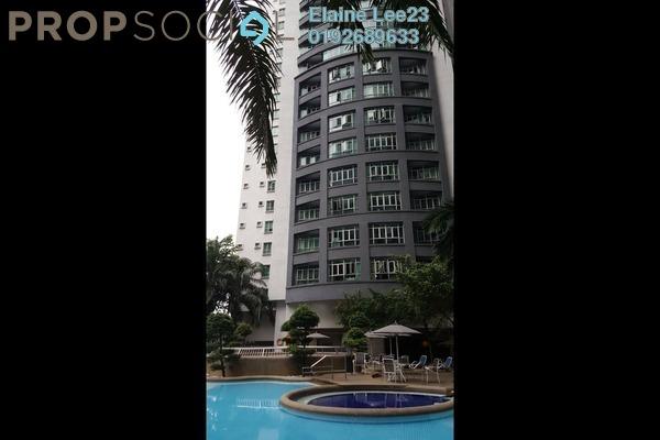 For Sale Condominium at Suasana Sentral Condominium, KL Sentral Freehold Semi Furnished 3R/2B 1.05m