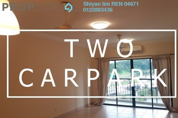 For Rent Condominium at Vue Residences, Titiwangsa Freehold Semi Furnished 3R/2B 1.7k
