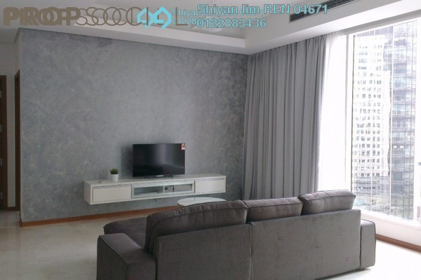For Rent Condominium at Vipod Suites, KLCC Freehold Fully Furnished 3R/2B 8k