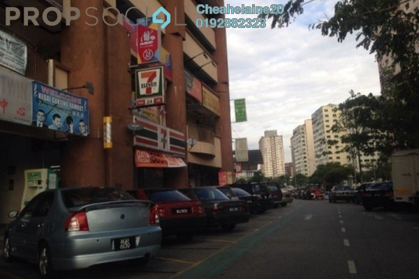 For Sale Shop at Plaza Metro Prima, Kepong Freehold Unfurnished 1R/1B 1.3m