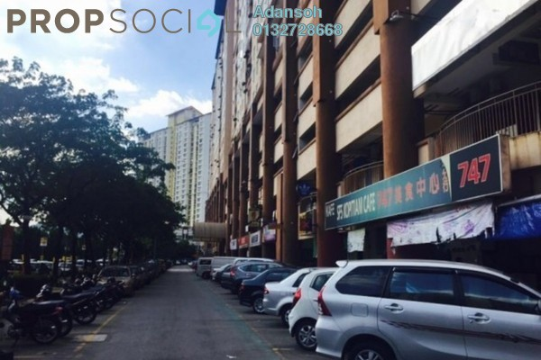 For Sale Shop at Plaza Metro Prima, Kepong Freehold Unfurnished 0R/2B 1.3m