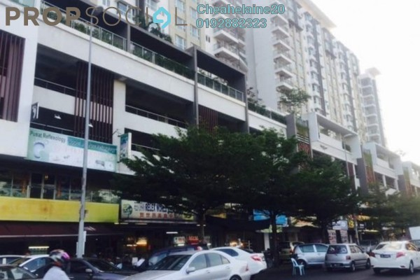 For Rent Shop at First Residence, Kepong Freehold Unfurnished 1R/1B 4.5k