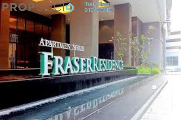 For Sale Serviced Residence at Fraser Place, KLCC Freehold Fully Furnished 1R/1B 1.05m